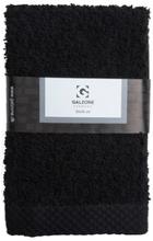 Galzone Tiskirätti 100% bomill Musta 30x30 cm
