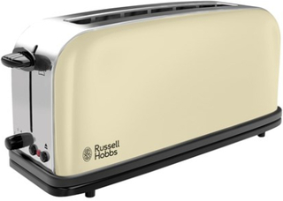 Russell Hobbs Cream Long Slot Brödrost