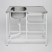 Contura Tvättbänk CABM 10-Omonterad