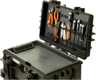 BAHCO stationært organiseringspanel til værktøj i låg 4750RCWD-AC4