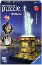 3D puzzle-statue of liberty
