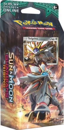 Pokemon - Sun and Moon 2 Theme Deck - Solgaleo