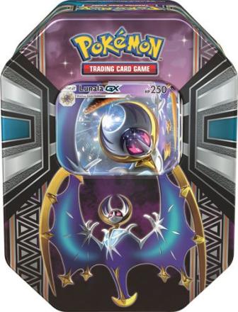 Pokemon - Spring Tins Legends of Alola - Lunala GX