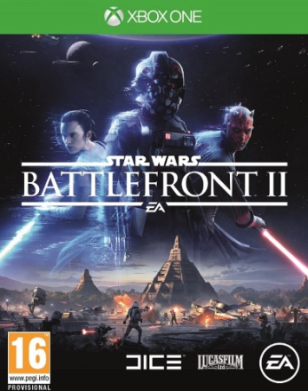 Star Wars Battlefront 2 - CDON.COM