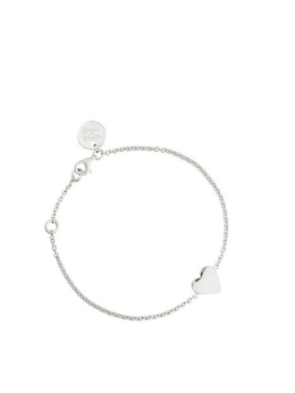SOPHIE By SOPHIE Heart Bracelet Sølv