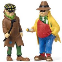 Figurset Dunder-Karlsson och Blom