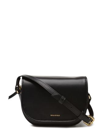 Raf Curve Evening Bag Bags Small Shoulder Bags/crossbody Bags Svart ROYAL REPUBLIQ