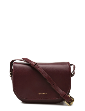 Raf Curve Evening Bag Bags Small Shoulder Bags/crossbody Bags Rød ROYAL REPUBLIQ