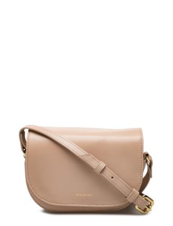 Raf Curve Evening Bag Bags Small Shoulder Bags/crossbody Bags Beige ROYAL REPUBLIQ