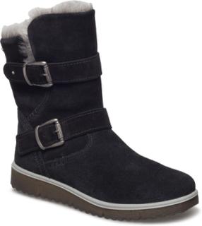 Lora Boots Støvler Sort Superfit