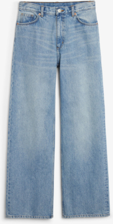 Yoko mid blue jeans - Blue