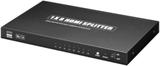 HDMI Splitter med 3D - 8 portar