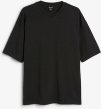 Oversized tee - Black