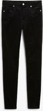 Corduroy trousers - Black