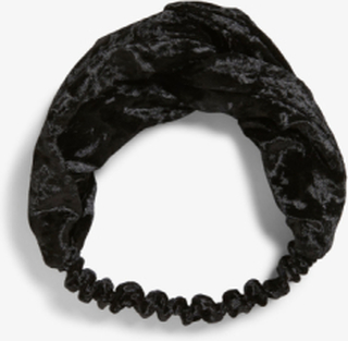 Monki headband - Black