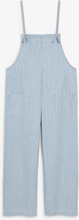 Cotton dungarees - Blue