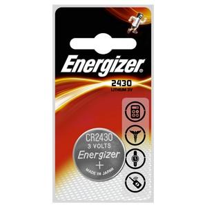 Batteri CR2430 Lithium 3V 2PKN ENERGIZER