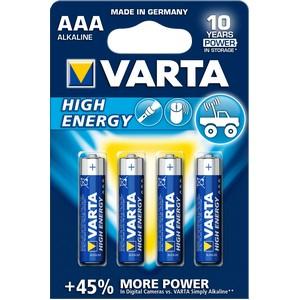 Batteri Varta High Energy LR03/AAA 4-PK