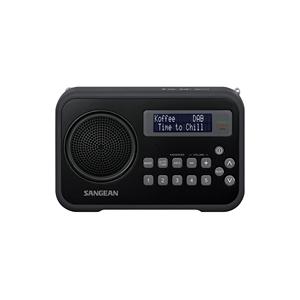 DAB+ Radio Sangean DPR67 Sort