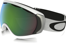 Oakley Canopy Snow Goggles matte white w/prizm jade irid 2019 Skidglasögon & Goggles