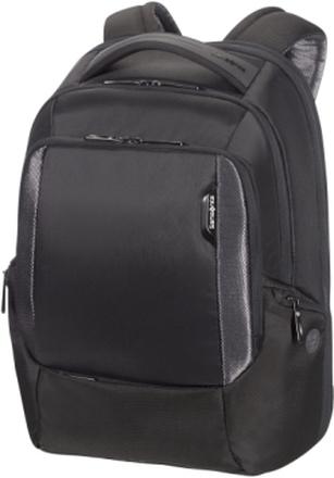 Samsonite Tech - Laptop Backpack Expandable 43.9cm/17.3 Svart