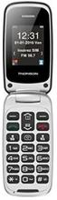 Mobiltelefon för seniorer Thomson Serea 63 2.4'' Bluetooth Röd