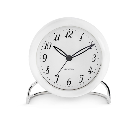 Arne Jacobsen LK, Table Clock med alarm