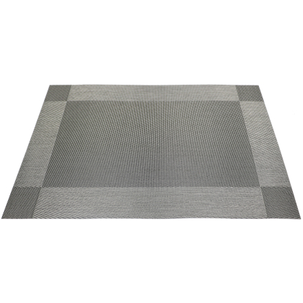 JK Bordbrikker 45x30cm Grå/Sølv 4stk