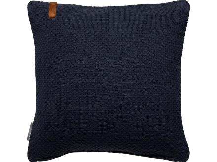 Södahl Sailor knit Pute 50 x 50 cm indigo