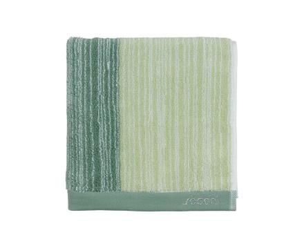 Södahl Gradient Håndkle 70 x 140 cm grønn