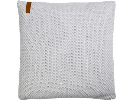 Södahl Sailor knit Pute 50 x 50 cm lysgrå