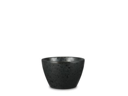 Bitz Frokostskål Ø 13 x 8 cm svart