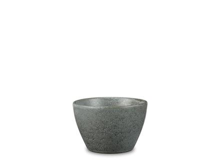 Bitz Frokostskål Ø 13 x 8 cm grå