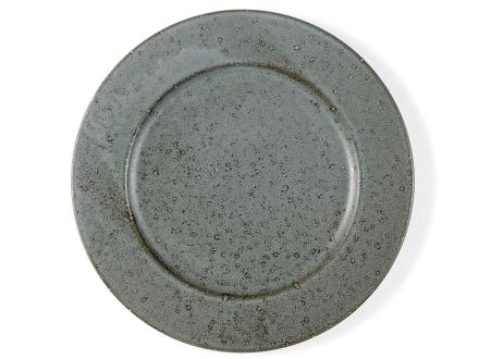 Bitz Flat tallerken Ø 27 cm grå