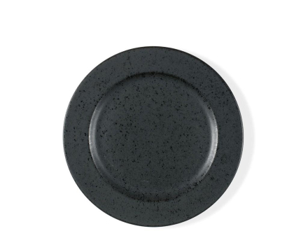 Bitz Desserttallerken Ø 22 cm svart