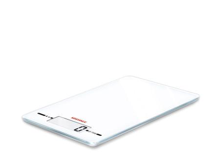 Soehnle Page Evolution Steel Kjøkkenvekt hvit