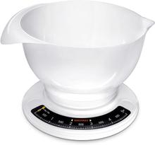 Soehnle Culina Pro Kjøkkenvekt hvit