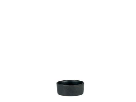 Bitz Miniskål Ø 7,5 x 3 cm svart