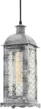 Eglo Lisburn 1 Tak Anitkk Sølv