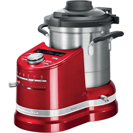 KitchenAid Cookprocessor Rød 4,5 Liter