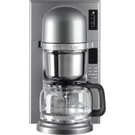 KitchenAid Pour Over Filterkaffebrygger Contour Silver
