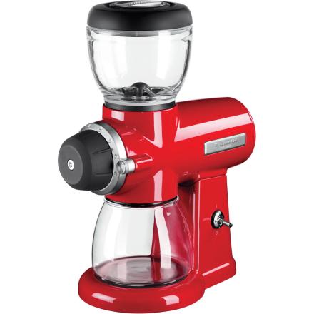 KitchenAid Artisan Kaffekvern Rød 200 gram