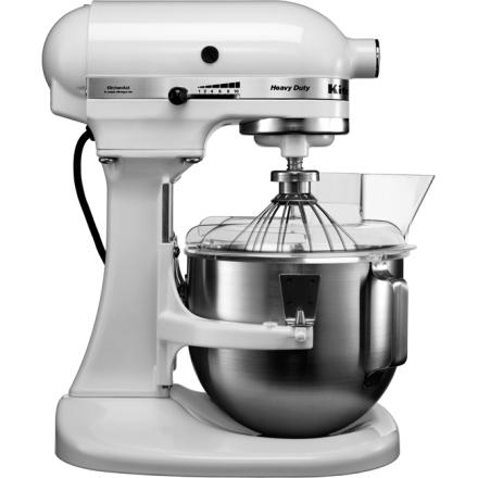 KitchenAid Kjøkkenmaskin Heavy Duty Hvit 4,8 Liter