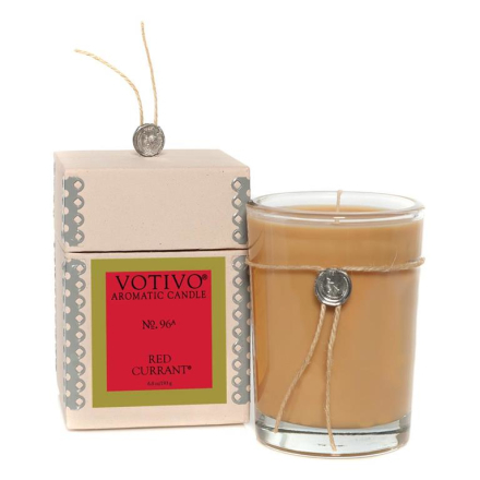 Votivo Aromatic Duftlys Red Currant