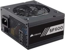 SFX series SF600 Strømforsyning (PSU) - 600 Watt - 92 mm - 80 Plus Gold sertifisert