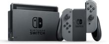 Switch With Joy-Con - Grey