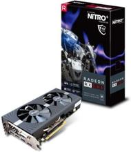 Radeon RX 580 Nitro+ - 4GB GDDR5 RAM - Grafikkort