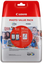 PG 545 XL/CL-546XL Photo Value Pack
