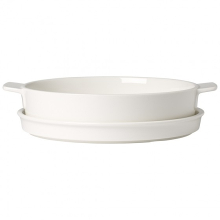 Villeroy & Boch Clever Cooking Serveringsfat m/ Lokk 24 cm