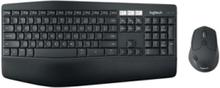 MK850 Performance - ND - Tastatur & Mus set - Nordisk - Svart